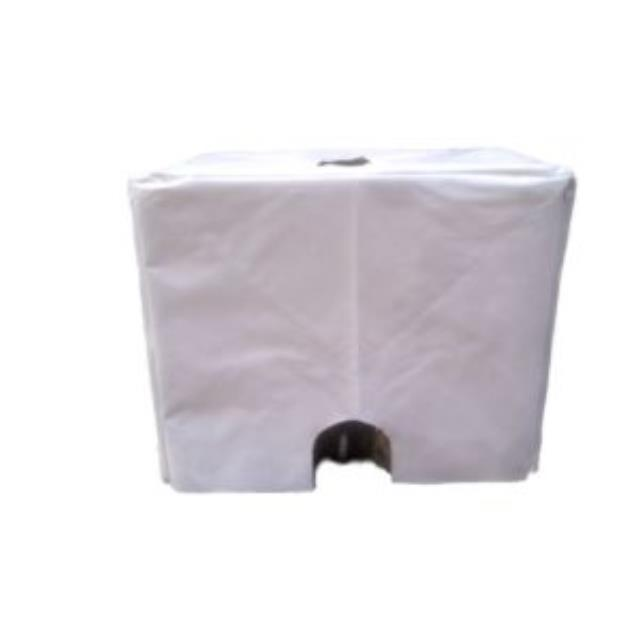 Where to find BLOCK AND ROLL WHITE COVER - 700LB. in Grand Rapids