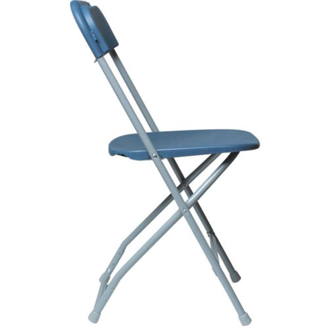 Where to find FOLDING CHAIR BLUE STANDARD in Grand Rapids