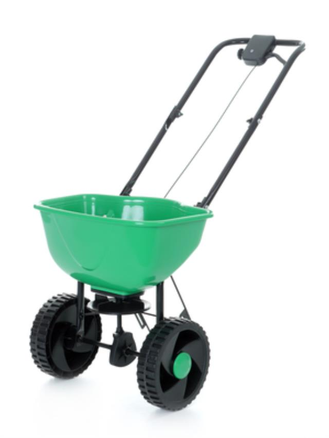 Where to find FERTILIZER SPREADER - PUSH in Grand Rapids